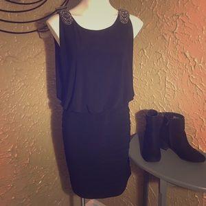 "019- Dress Barn ""little black dress"""